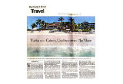 New York Times Travel